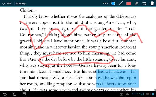 EBookDroid – PDF amp DJVU Reader v2.7.3.1 screenshots 11