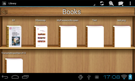 EBookDroid – PDF amp DJVU Reader v2.7.3.1 screenshots 14