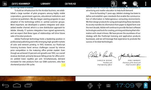 EBookDroid – PDF amp DJVU Reader v2.7.3.1 screenshots 15