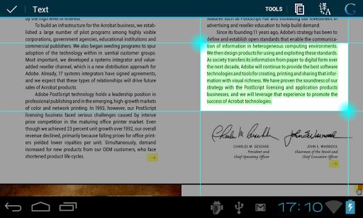 EBookDroid – PDF amp DJVU Reader v2.7.3.1 screenshots 17