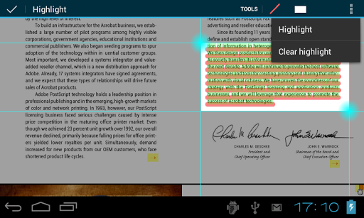 EBookDroid – PDF amp DJVU Reader v2.7.3.1 screenshots 18