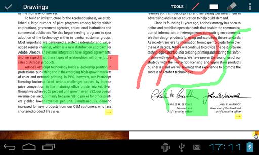 EBookDroid – PDF amp DJVU Reader v2.7.3.1 screenshots 19