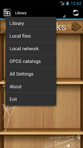 EBookDroid – PDF amp DJVU Reader v2.7.3.1 screenshots 2
