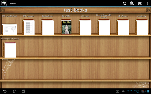 EBookDroid – PDF amp DJVU Reader v2.7.3.1 screenshots 5