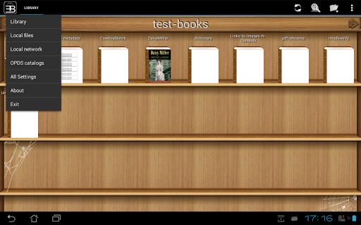 EBookDroid – PDF amp DJVU Reader v2.7.3.1 screenshots 6