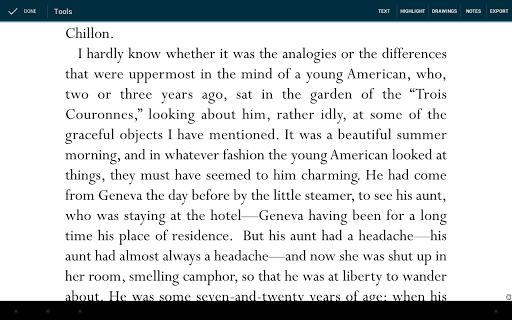 EBookDroid – PDF amp DJVU Reader v2.7.3.1 screenshots 8