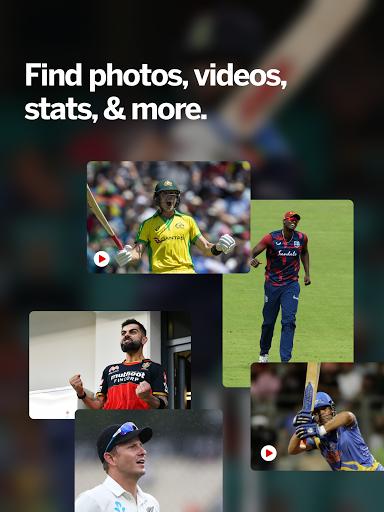 ESPNCricinfo – Live Cricket Scores News amp Videos v7.0 screenshots 11