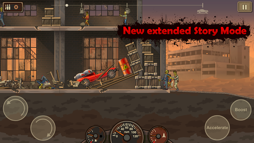 Earn to Die 2 v1.4.32 screenshots 8