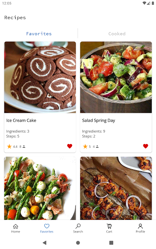 Easy Recipes v6.09 screenshots 13