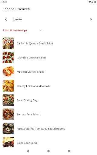Easy Recipes v6.09 screenshots 15
