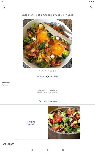 Easy Recipes v6.09 screenshots 6