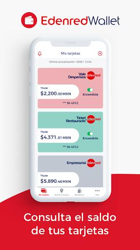 Edenred Wallet v5.0.10 screenshots 1