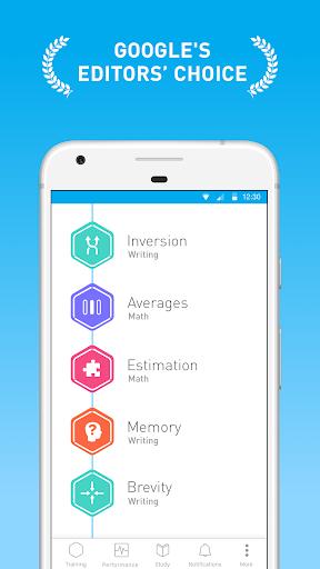 Elevate – Brain Training Games v5.42.1 screenshots 1