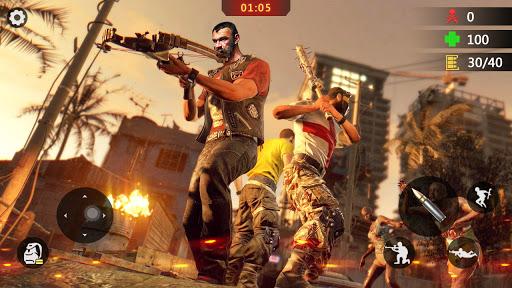 Elite Killer 3D Zombie Offline Shooting Games-FPS v1.2.7 screenshots 13