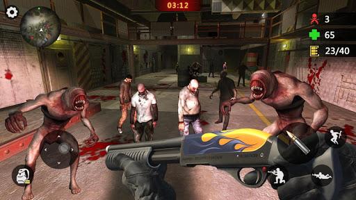 Elite Killer 3D Zombie Offline Shooting Games-FPS v1.2.7 screenshots 5