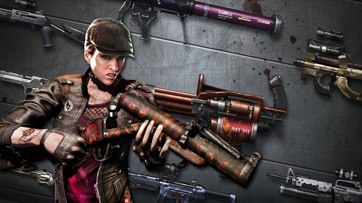 Elite Killer 3D Zombie Offline Shooting Games-FPS v1.2.7 screenshots 6
