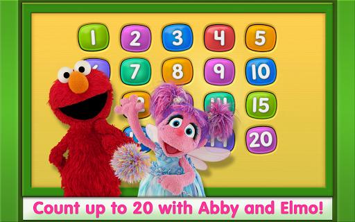 Elmo Loves 123s v1.6.9 screenshots 1