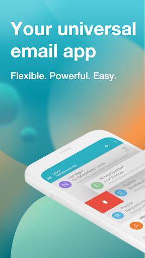 Email Aqua Mail – Exchange SMIME Smart inbox v1.29.1-1808 screenshots 1