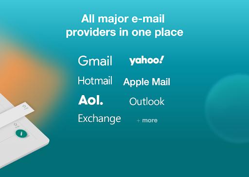 Email Aqua Mail – Exchange SMIME Smart inbox v1.29.1-1808 screenshots 8