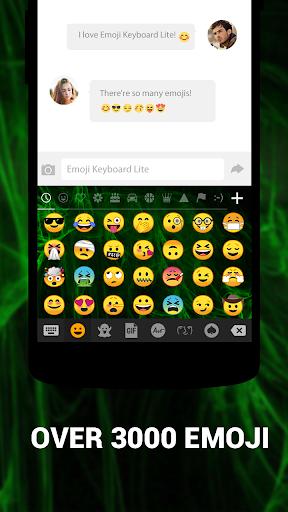 Emoji Keyboard Lite v4.4.3 screenshots 1