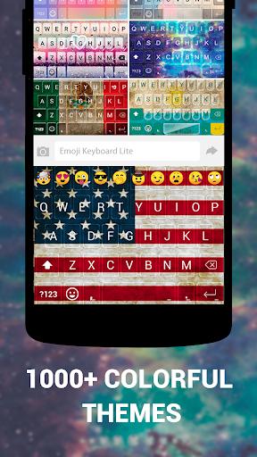 Emoji Keyboard Lite v4.4.3 screenshots 2