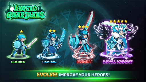 Epic Knights Legend Guardians – Heroes Action RPG v1.1.1 screenshots 1