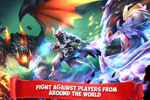 Epic Summoners Hero Legends – Fun Free Idle Game v1.0.1.256 screenshots 1