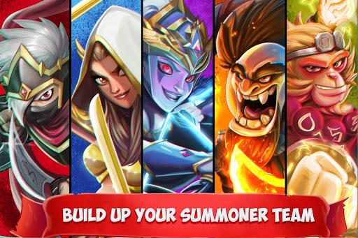 Epic Summoners Hero Legends – Fun Free Idle Game v1.0.1.256 screenshots 2