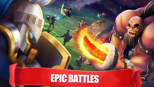 Epic Summoners Hero Legends – Fun Free Idle Game v1.0.1.256 screenshots 5