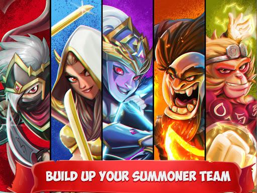 Epic Summoners Hero Legends – Fun Free Idle Game v1.0.1.256 screenshots 8