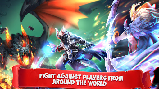 Epic Summoners Hero Legends – Fun Free Idle Game v1.0.1.256 screenshots 9