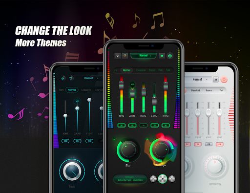 Equalizer Sound Booster – VAVA EQ Music Bass Boost v1.2 screenshots 2