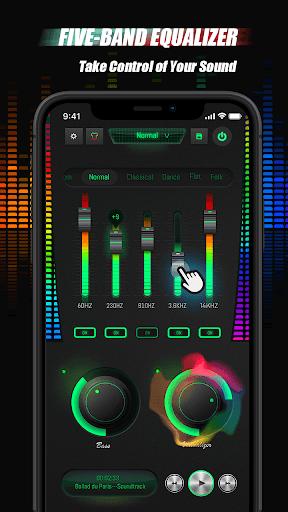 Equalizer Sound Booster – VAVA EQ Music Bass Boost v1.2 screenshots 9