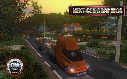 Euro Truck Evolution Simulator v3.1 screenshots 1