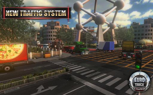 Euro Truck Evolution Simulator v3.1 screenshots 2