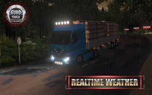 Euro Truck Evolution Simulator v3.1 screenshots 5