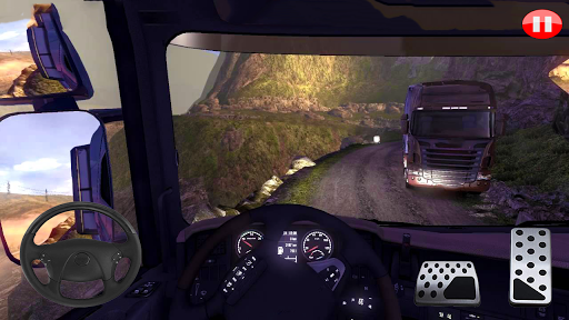 Euro Truck Simulator Offroad Cargo Transport v8.0 screenshots 4