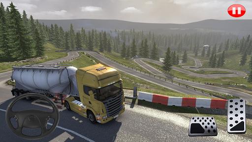 Euro Truck Simulator Offroad Cargo Transport v8.0 screenshots 5