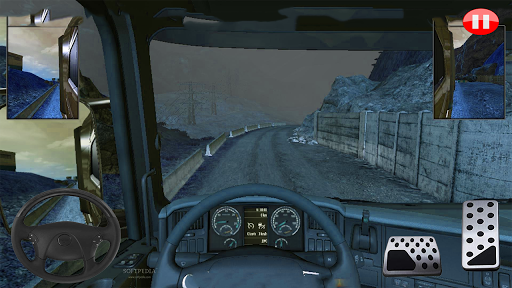 Euro Truck Simulator Offroad Cargo Transport v8.0 screenshots 6