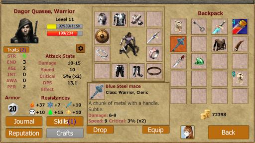 Exiled Kingdoms RPG v screenshots 11