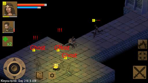 Exiled Kingdoms RPG v screenshots 14
