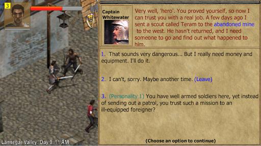 Exiled Kingdoms RPG v screenshots 21