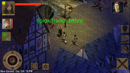 Exiled Kingdoms RPG v screenshots 7
