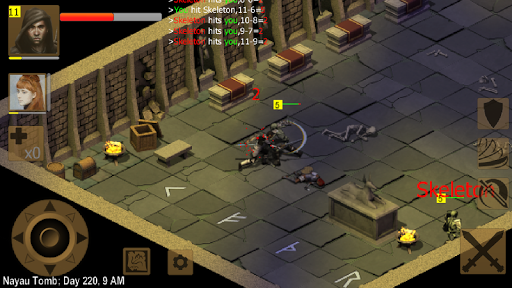 Exiled Kingdoms RPG v screenshots 9