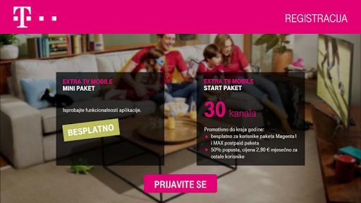Extra TV Mobile v1.4.4 screenshots 1
