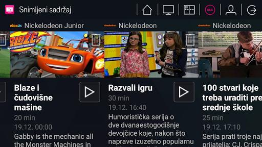 Extra TV Mobile v1.4.4 screenshots 7