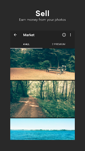 EyeEm Free Photo App For Sharing amp Selling Images v screenshots 2
