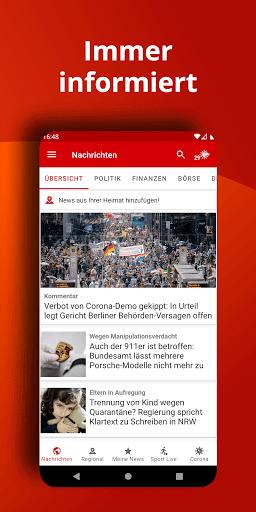 FOCUS Online – Nachrichten Die schnelle News App v7.14 screenshots 2