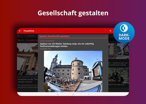 FOCUS Online – Nachrichten Die schnelle News App v7.14 screenshots 8