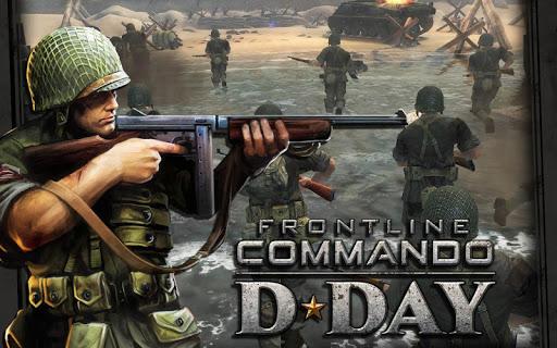 FRONTLINE COMMANDO D-DAY v3.0.4 screenshots 1